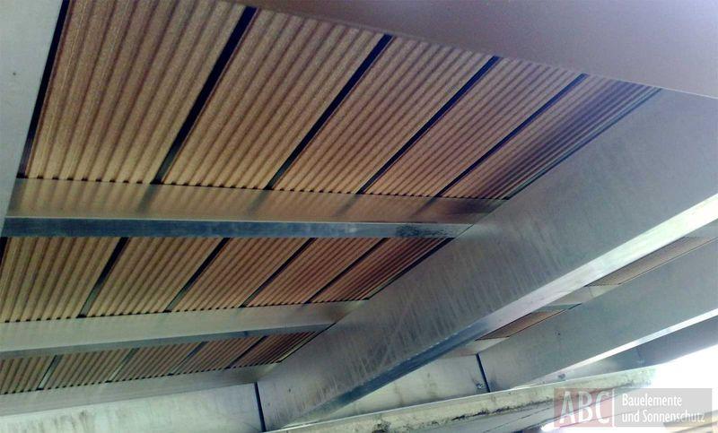 Relativ Balkon-Unterkonstruktion - Terrassendächer von ABC-Bauelemente CN75