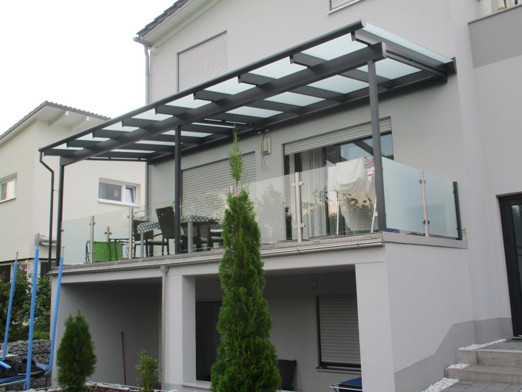 Balkon Uberdachung Terrassendacher Von Abc Bauelemente