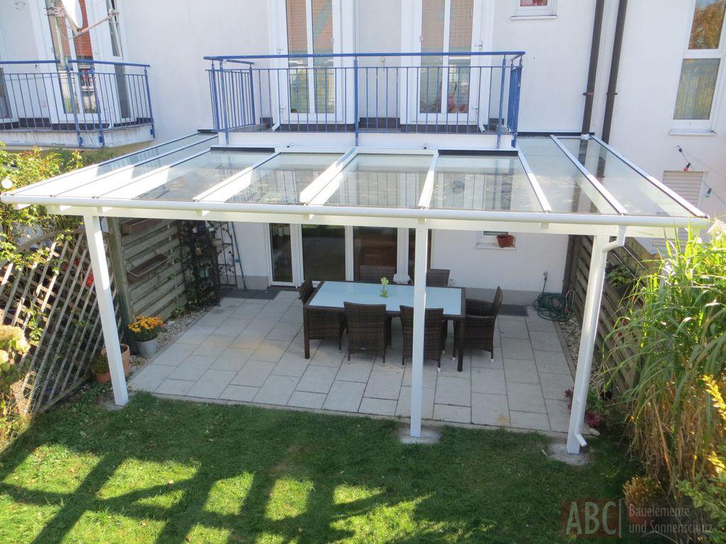 Gut bekannt Balkonverlängerung - Terrassendächer von ABC-Bauelemente RU44